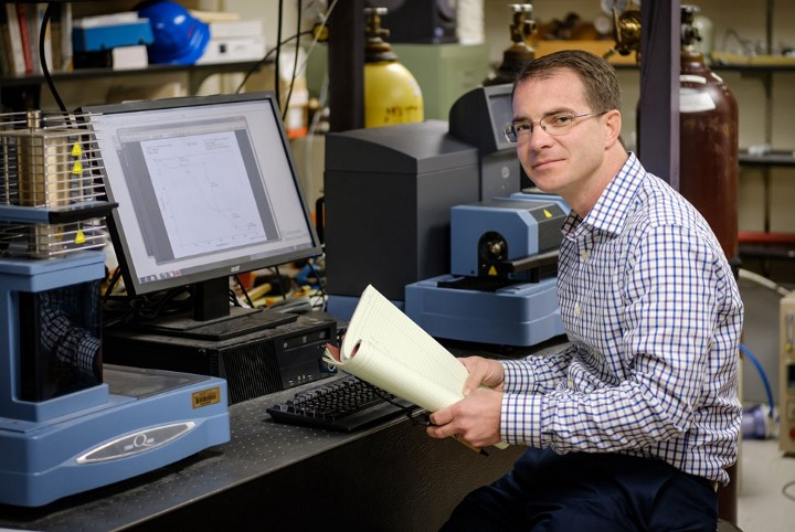 WFU Sustainability Professor Michael Gross receives NSF CAREER Award for $500,000.