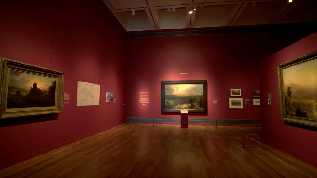 Take in the amazing art collection at the Reynolda House Museum of American Art.