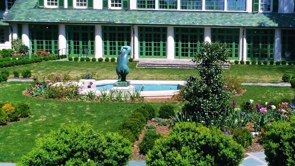 The Reynolda House Museum of American Art