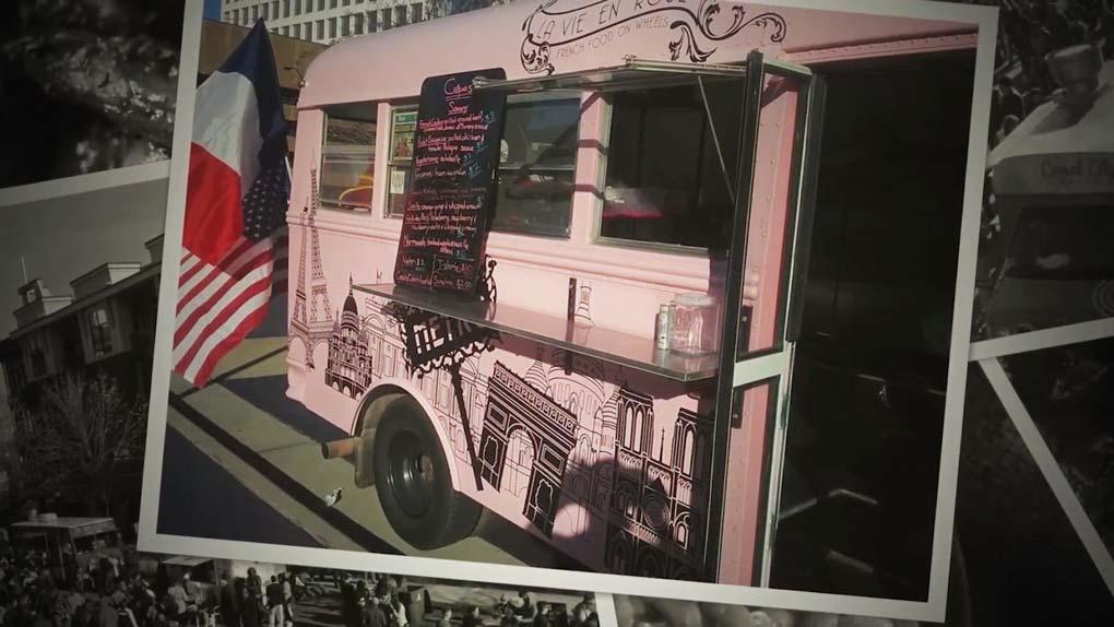 La Vie en Rose Food Truck in Winston-Salem, NC