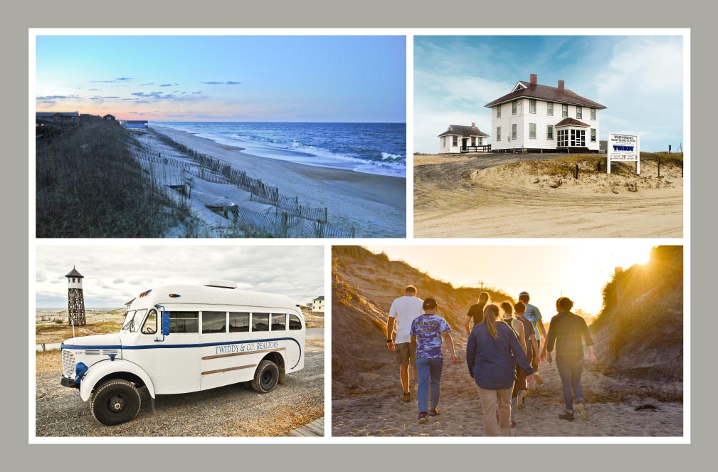 In partnership with Twiddy and Company Realtors Outer Banks North Carolina