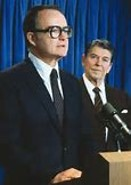 Ruckelshaus returned as the fourth EPA Administrator during Ronald Reagan's presidency.