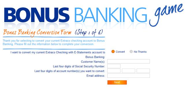 Extraco Bank: Геймификация финансовой грамотности
