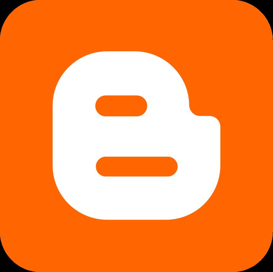 Логотип Blogger / Интернет / TopLogos.ru