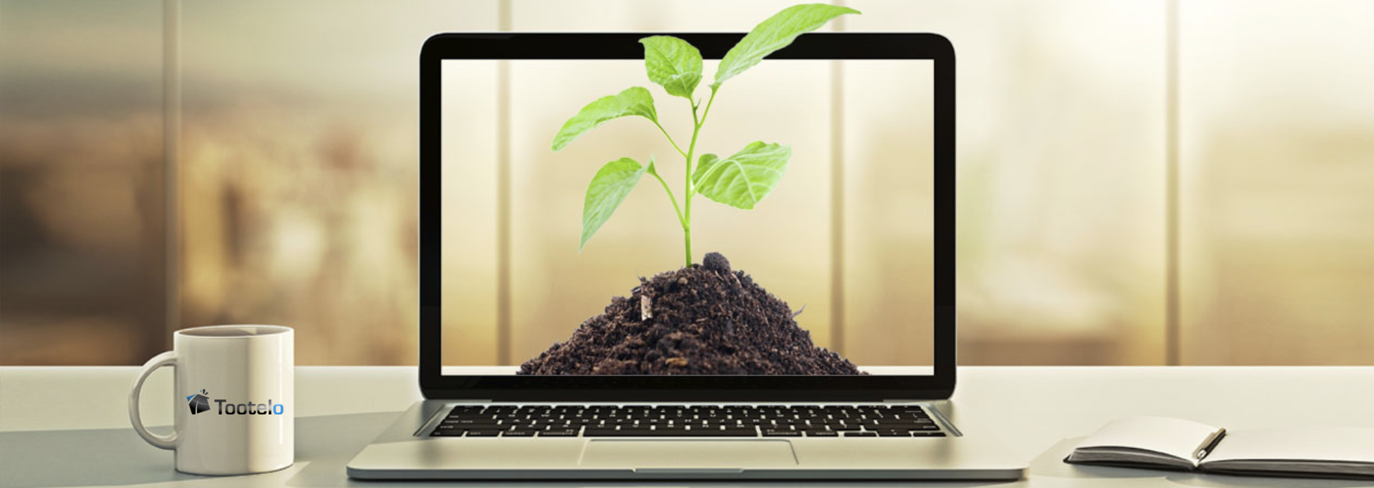environment technologie laptop