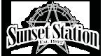Sunset Station Logo
