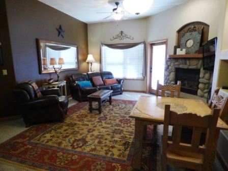Ruidoso River Resort One Bedroom Condos