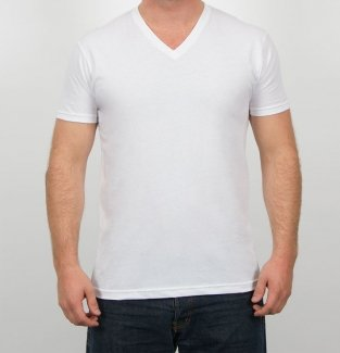vneck t-shirt design for designing your own custom v-necks online