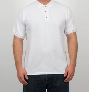 custom polo design for designing your own embroidered & printed polos online