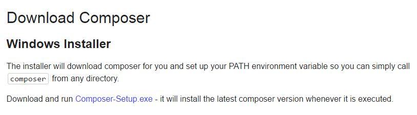 Download Composer