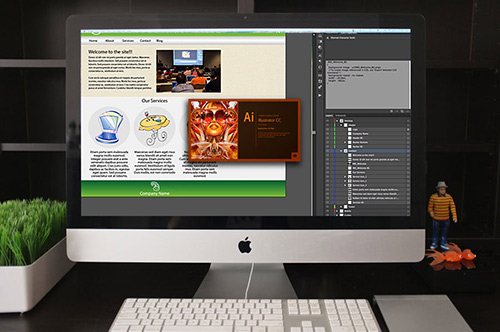 Adobe Illustrator for Web Designers