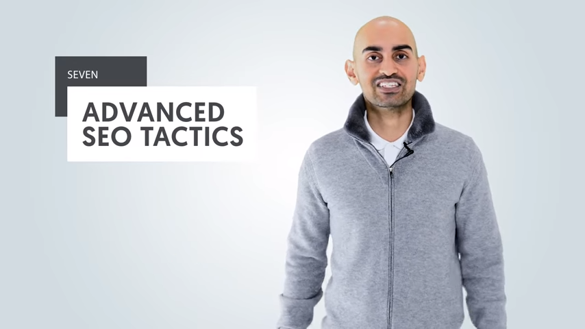 7 Advanced SEO Tips and Tricks for 2019 according to Neil Patel
