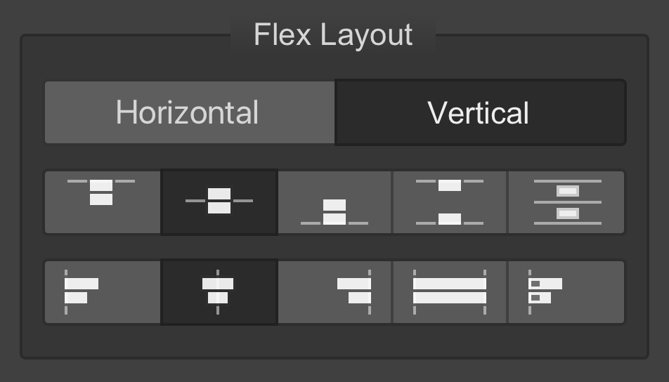 Visual CSS flexbox builder | Webflow