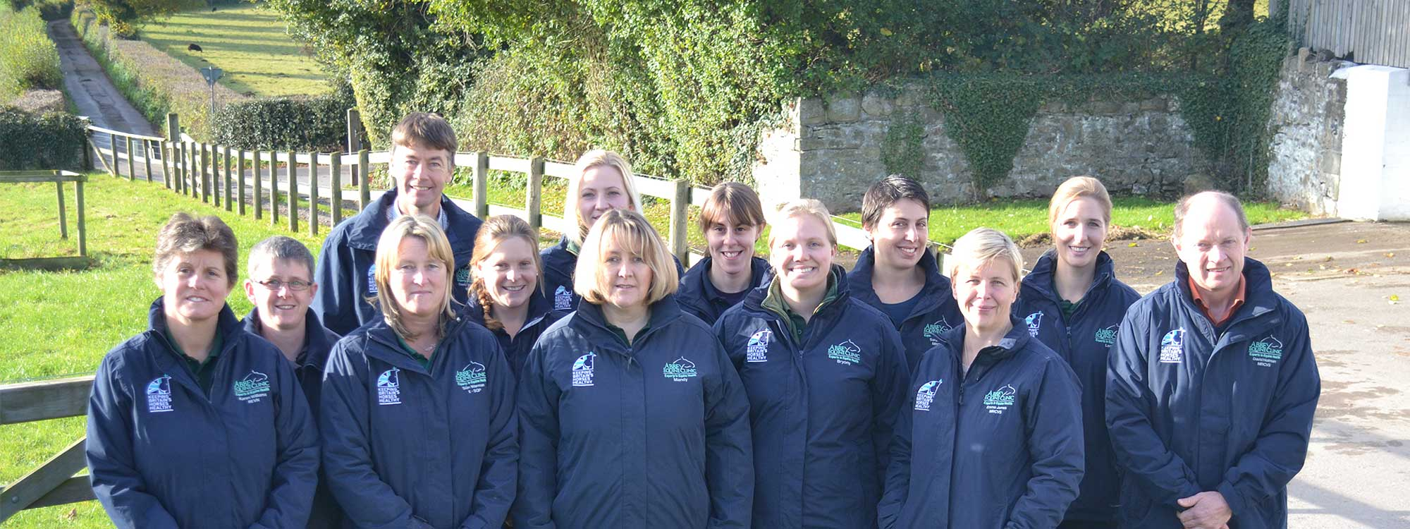 Abbey Equine Centre Meet Your Team