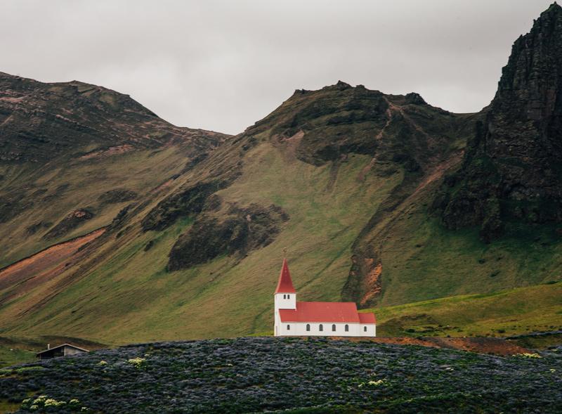 Iceland Trip. Vík í Mýrdal