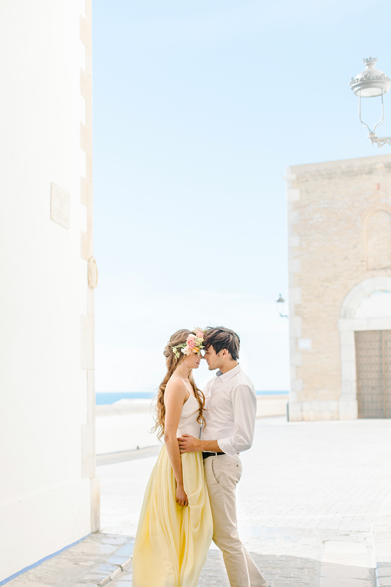 Andrey and Nataliya. Spain. Sitges. PART I