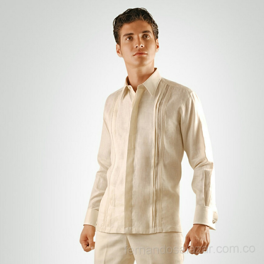Guayabera Formal de Fernando Salazar