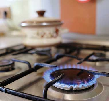 Gas Stove Appliance