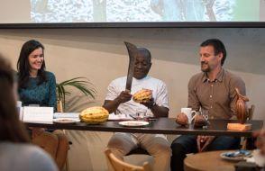 Českým a slovenským médiím jsme přiblížili podmínky pěstování kakaa