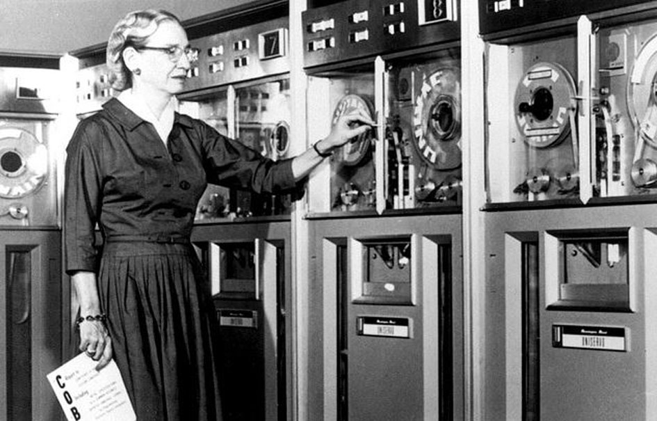 Maker Grace Hopper