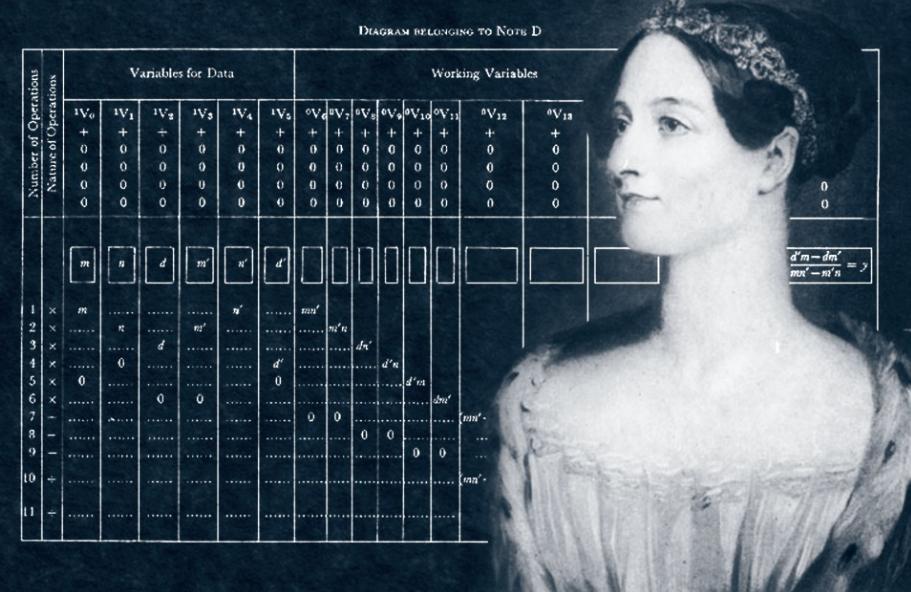 Ada Lovelace, la primera programadora informática
