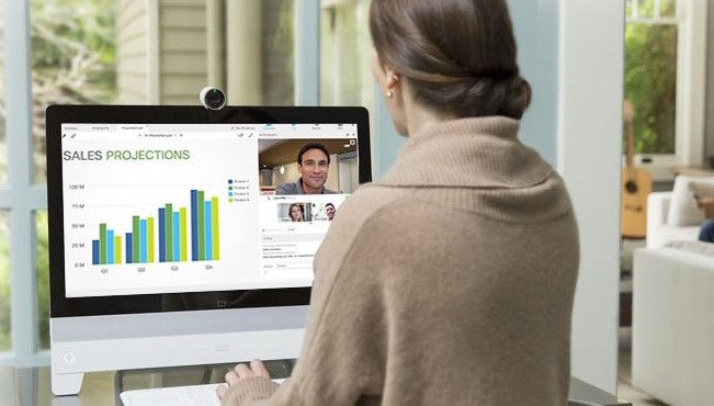 Cisco Webex Video Meeting