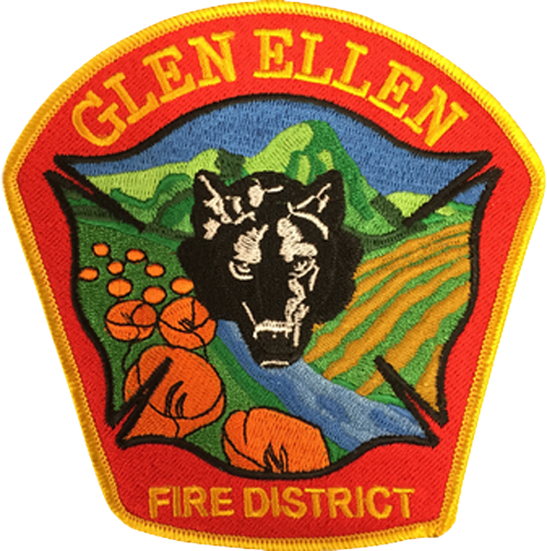 Glen Ellen Fire District Logo