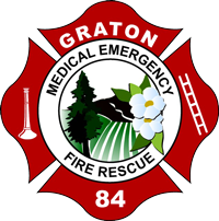 Graton Fire Rescue Logo