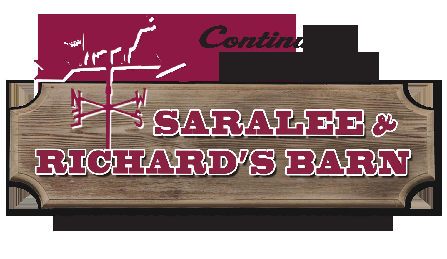 Saralee & Richard's Barn Logo