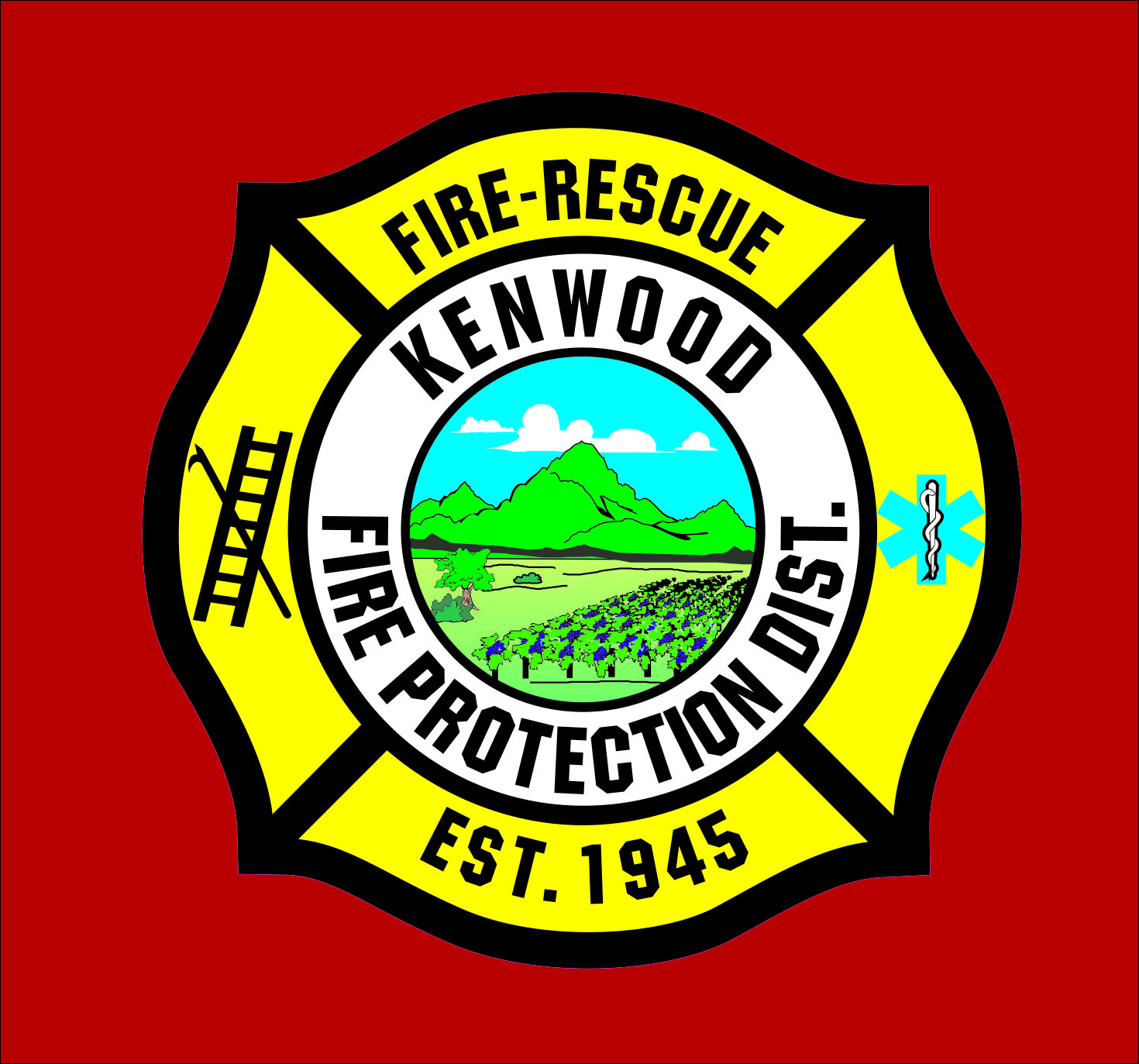 Kenwood Fire Logo