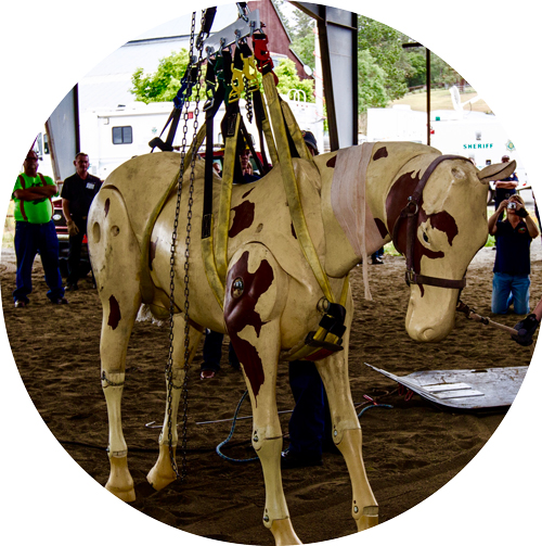 Horse Demo