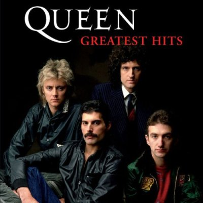 Queen - Greatest hits (vinyl record)
