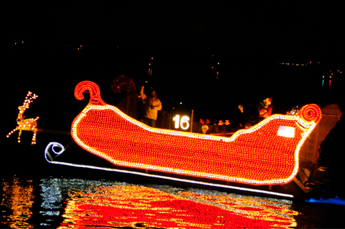 best powerboat 23 31 about holiday flotilla - Christmas Light Show Raleigh Nc