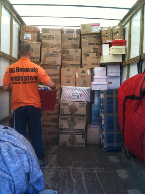 BG Removals Leicester