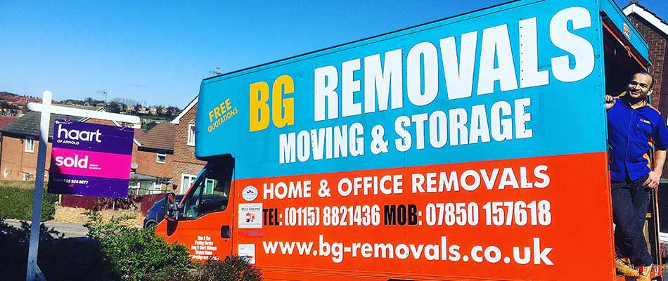Removal Services in Leicester