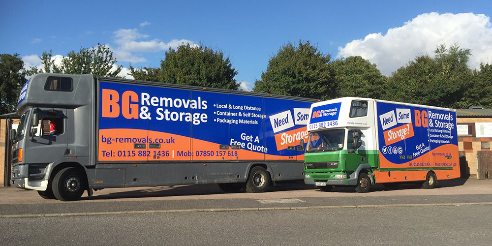 Packing Services in Nottingham, Derby and Leicester