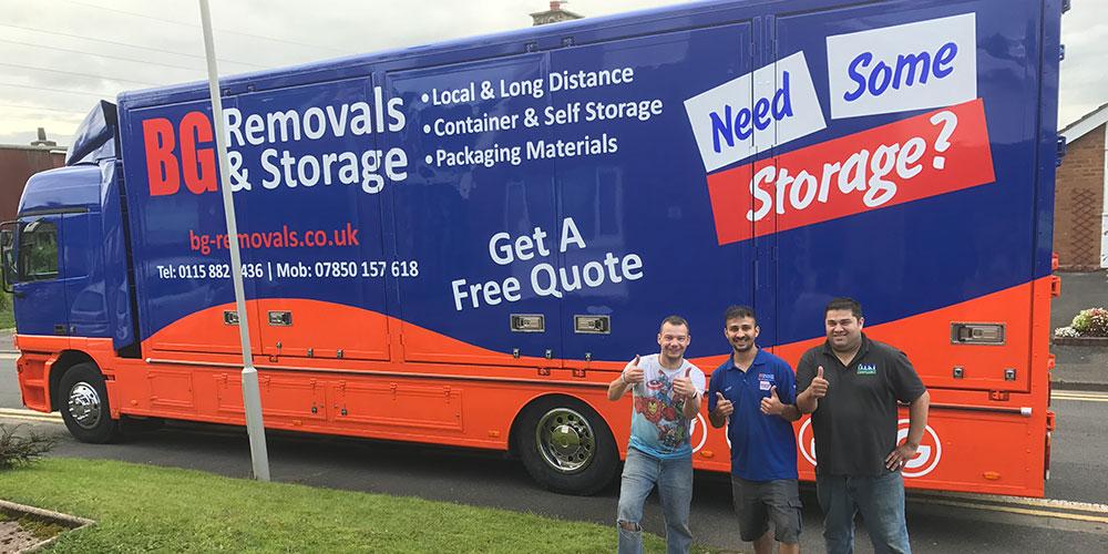 House Mover Nottingham