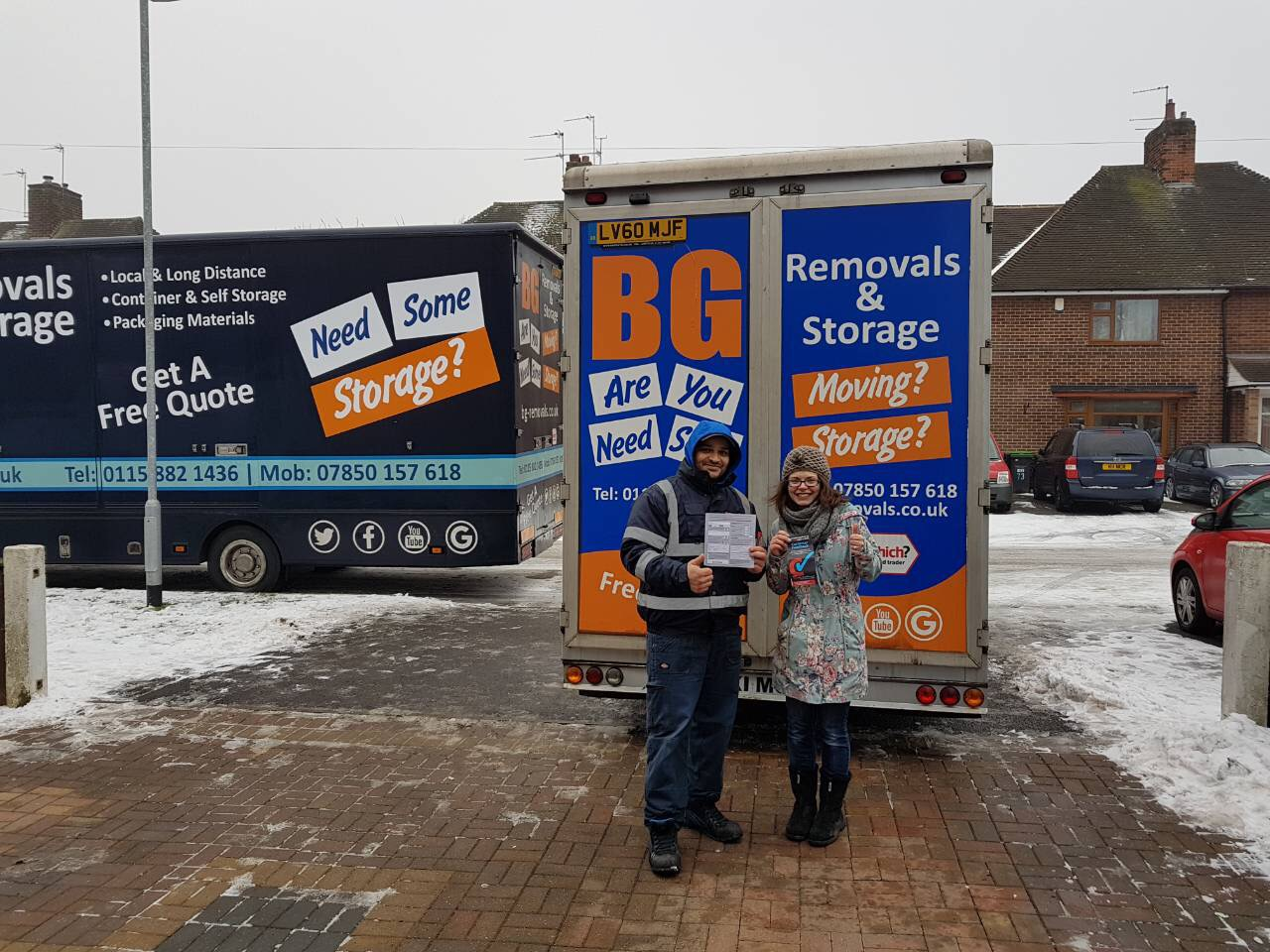 House Mover Chesterfield