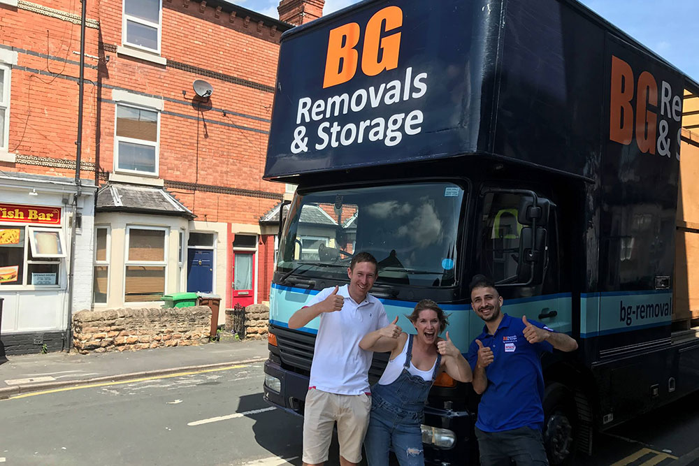 Derby Removals
