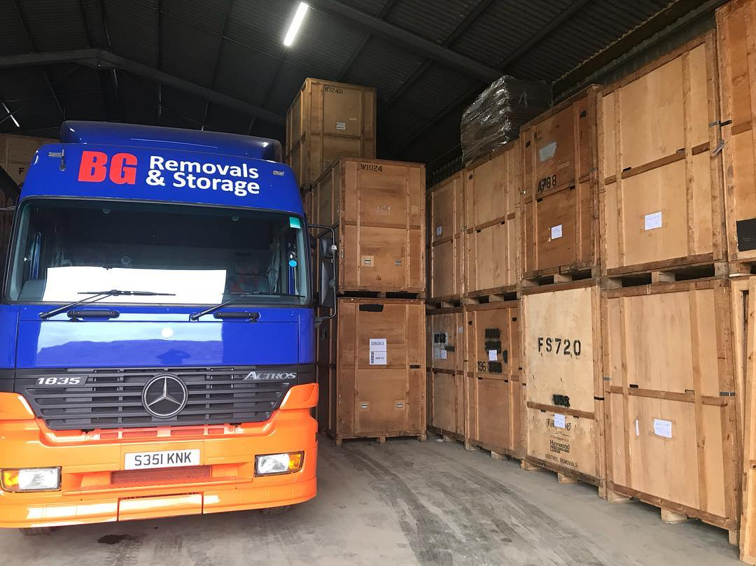 Storage Comapny Nottingham