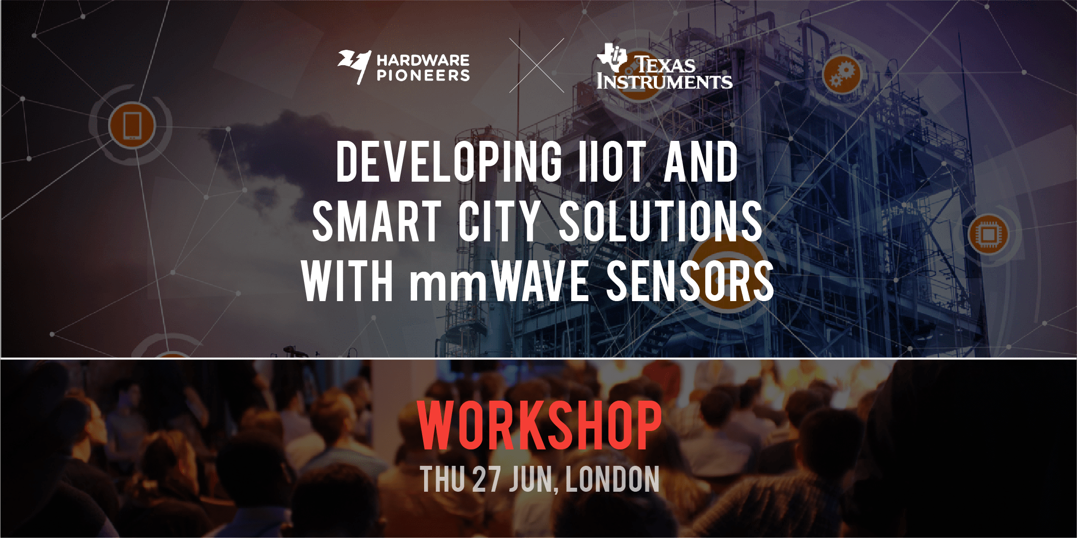 TI Workshop: Developing IIoT and Smart City Solutions with mmWave