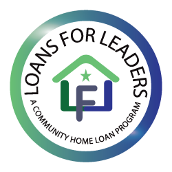 Loans for Leaders Mortgage Program Logo