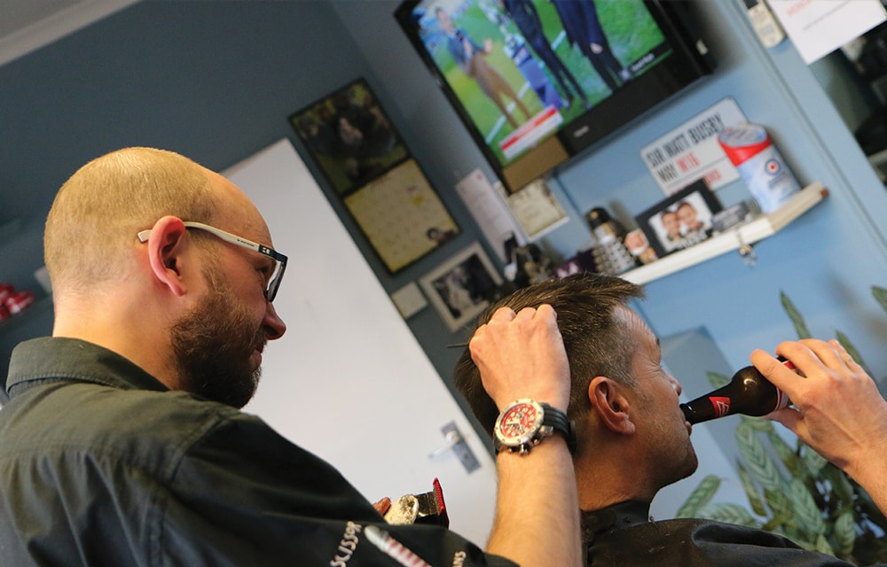 Scissor-Hands - Barbers in Sheringham