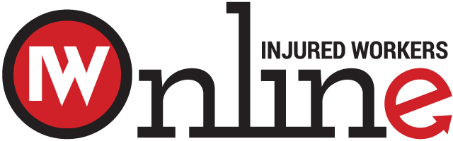 Injured Workers Online Logo