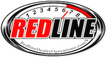 Redline dealer operations logo