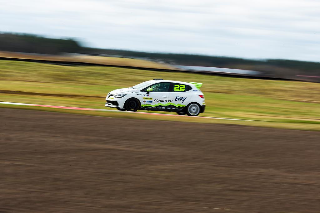 Experion Racing Team på Anderstorp Raceway