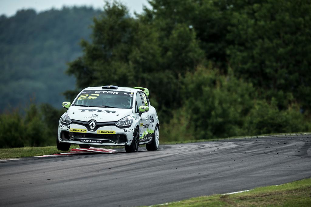 Clio Cup Albin Wärnelöv