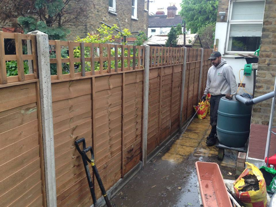 Fence Installers Enfield
