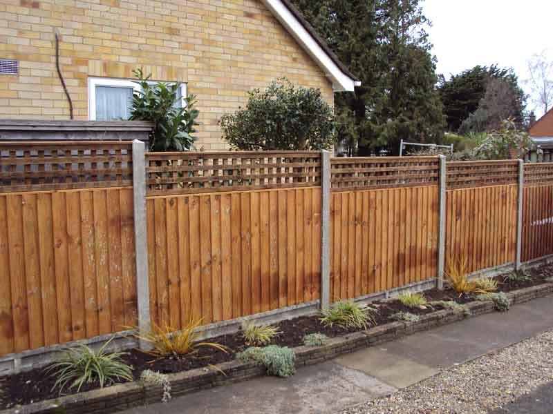 Fencing North London