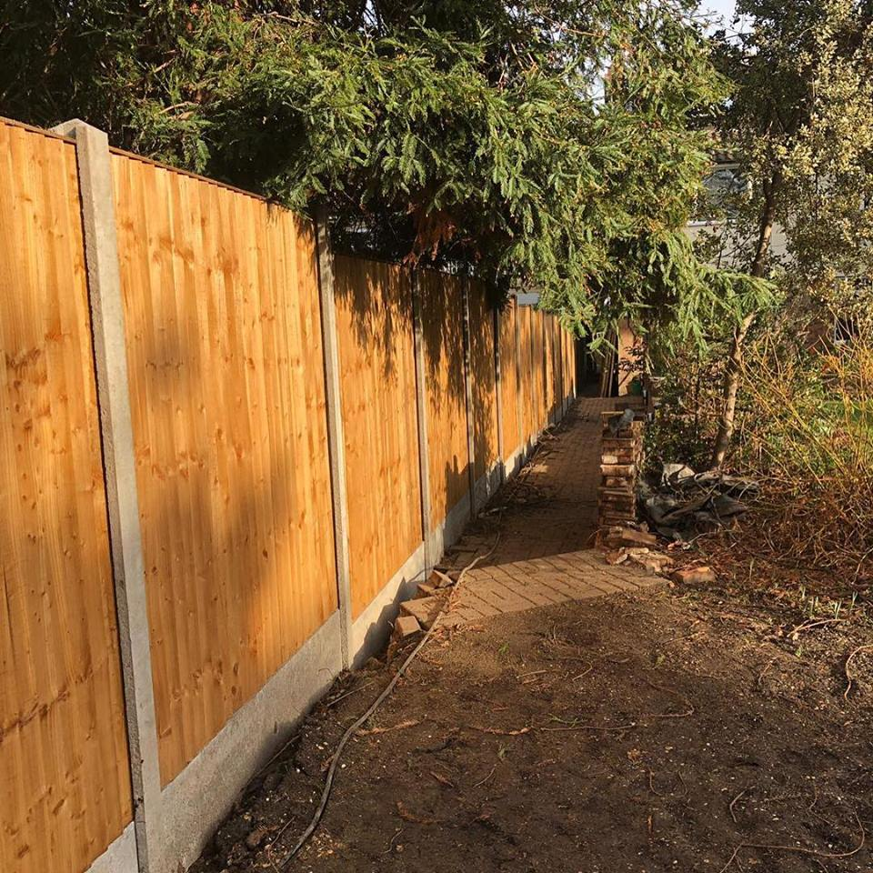 Fencing Services Enfield